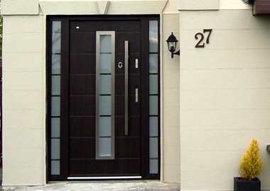 Security shutters, composite doors suppliers - SM Solutions