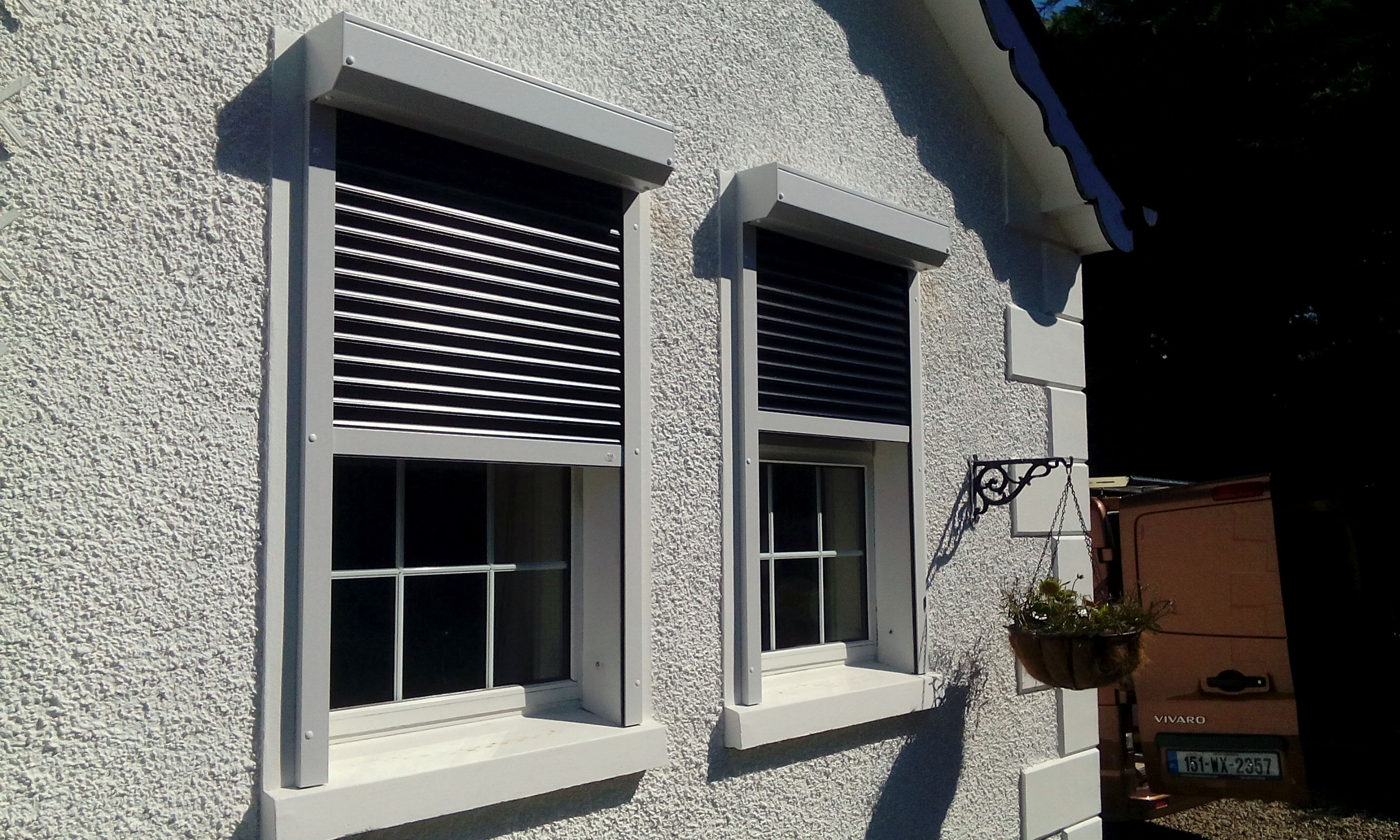 Domestic Roller Shutters Sm Windows Amp Doors Limited