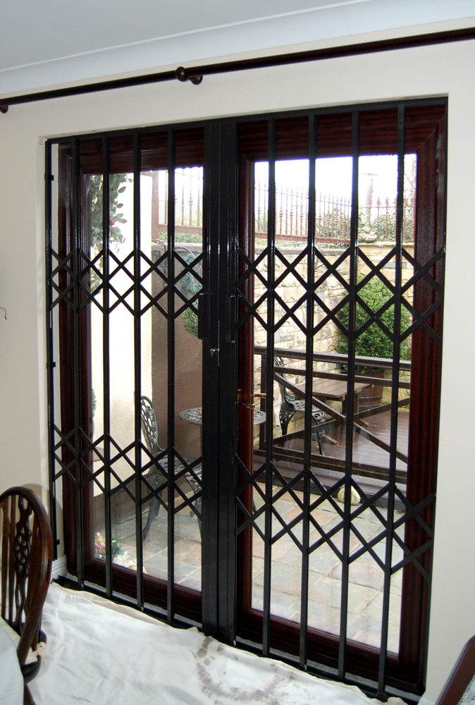 Retractable Grilles Sm Windows Doors Limited